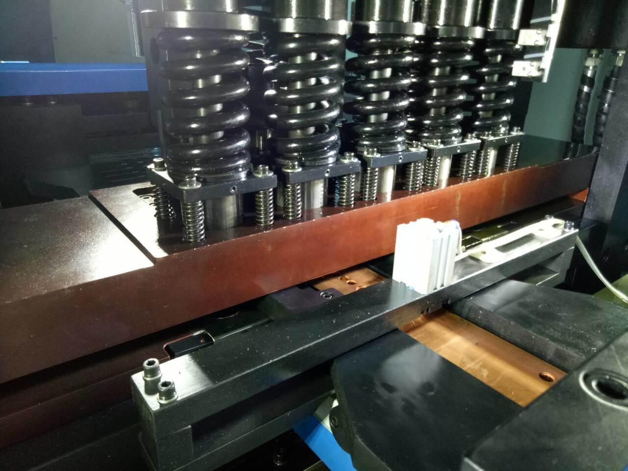 Servo Driven Busbar Processing Machine