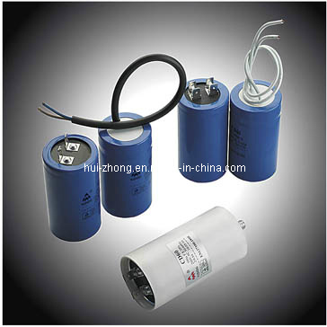 Motor Starting Capacitor Qualified by UL. VDE. TUV. CE. CQC