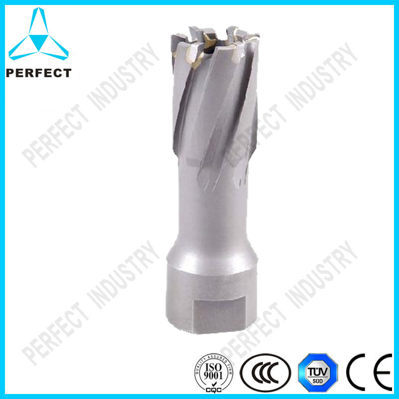 Tct Annular Cutters with Thread Shank for Pipe