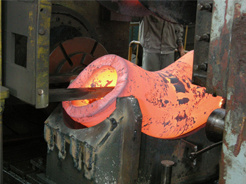 Forged Alloy Steel Fitting