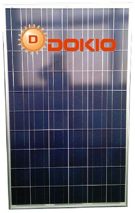 240W Polycrystalline Solar Module (DSP -240W)