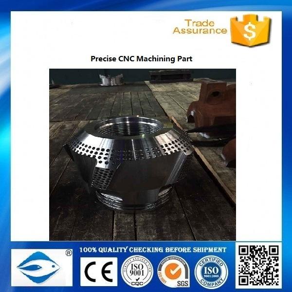 100% Inspection Precise CNC Machining