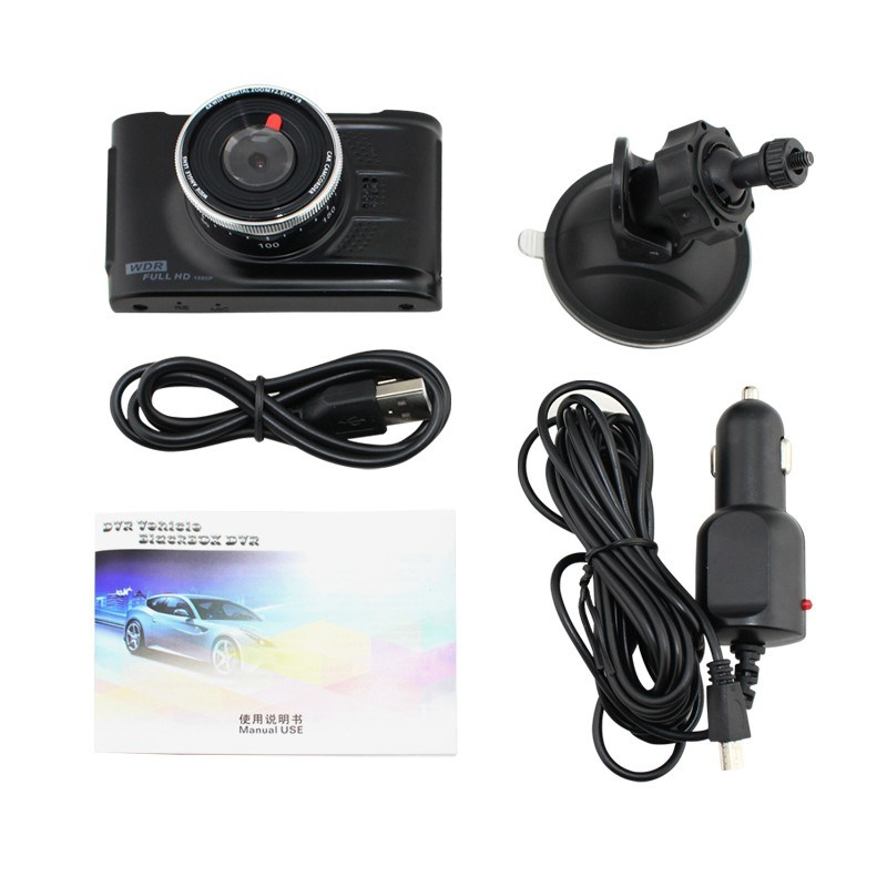 Mini Full HD 1080P Car DVR Vehicle Dash Camera Recorder Digital Camera