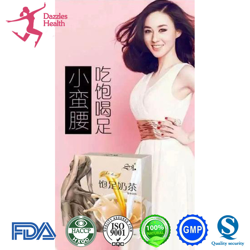 Natural Healthy Slimming Milk Tea for Weight Loss