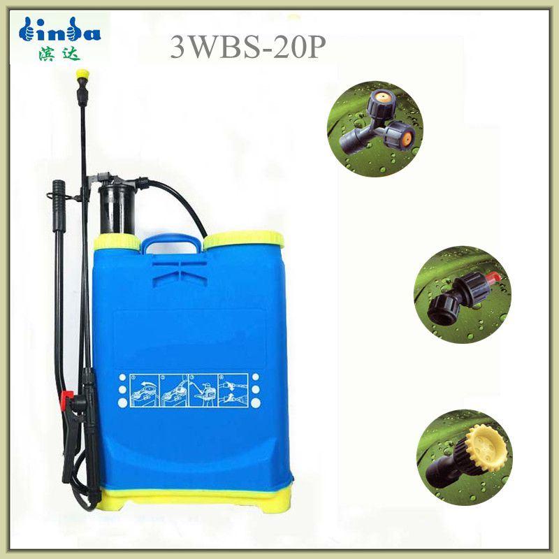 20L Hot Sale Manual Backpack Sprayer & Hand Sprayer