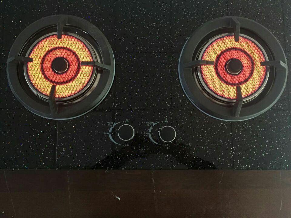Infrared Gas Cooker Ceramic Burner Plate