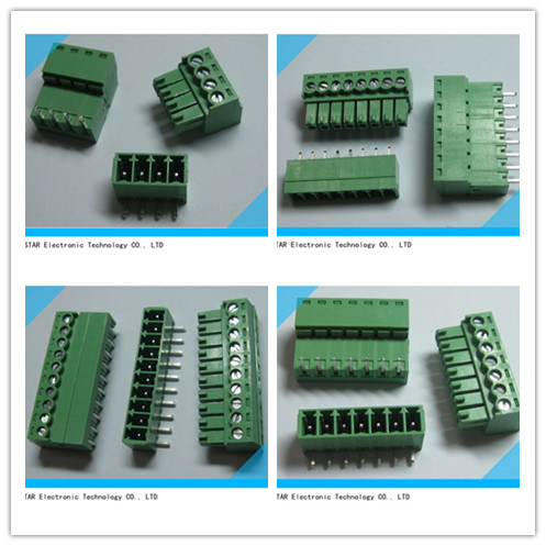 PCB Plastic Terminal Block Connector