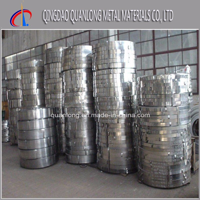 Dx51d Z60 Galvanized Steel Strips