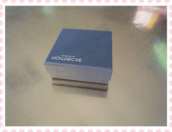 Newest Customized Jewelry Cardboard Jewelry Gift Box with Print