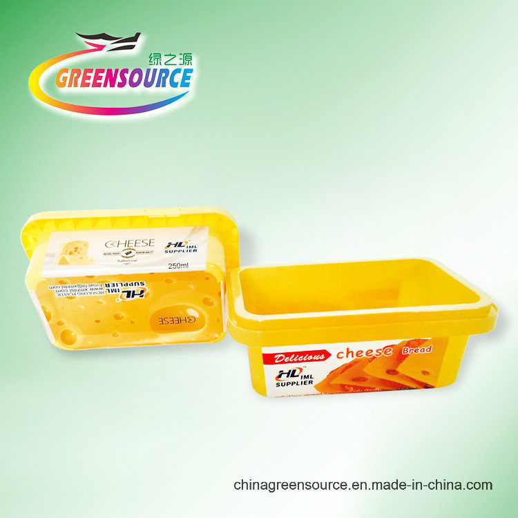 Greensource, Low Price in-Mould Labeling for Cake Box