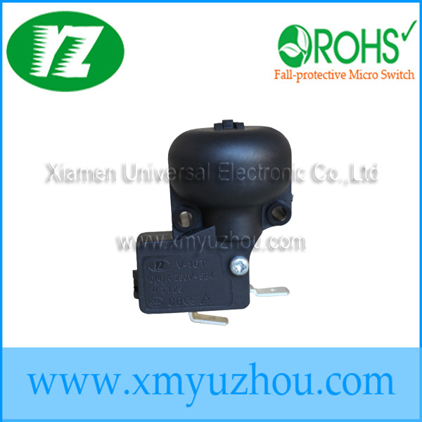 Sensitive Safety Circuit Protector Switch