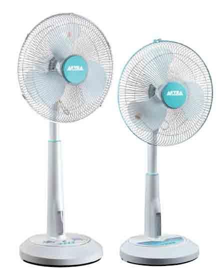 China Rechargeable Electric Fan  Kaka-rf1