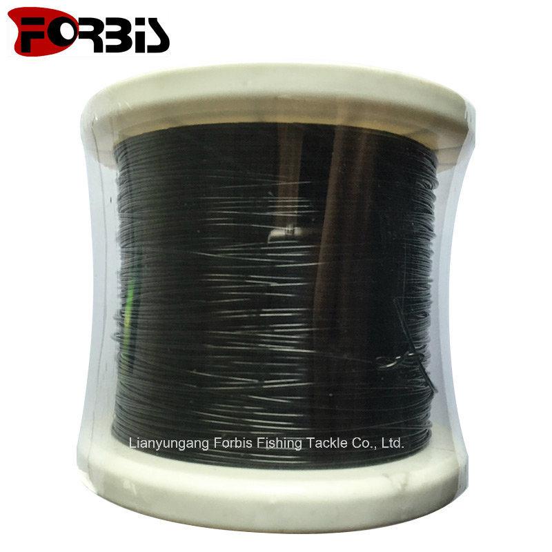Bobbin Black Super Nylon Fishing Line