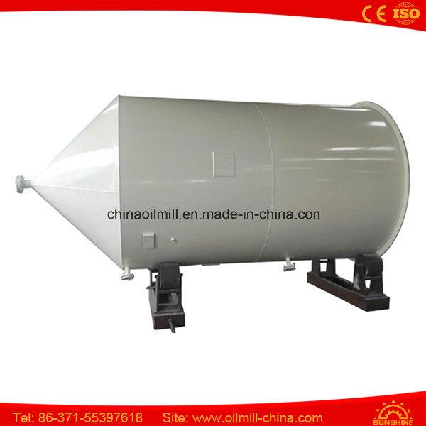 100t Vegetable Oil Refinery Plant Oil Refinery Equipment