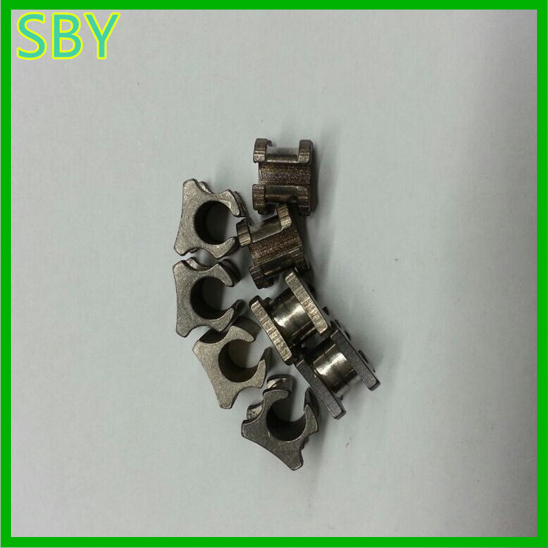 Titanium Guide Sleeve CNC Machining Parts From Factory (P032)