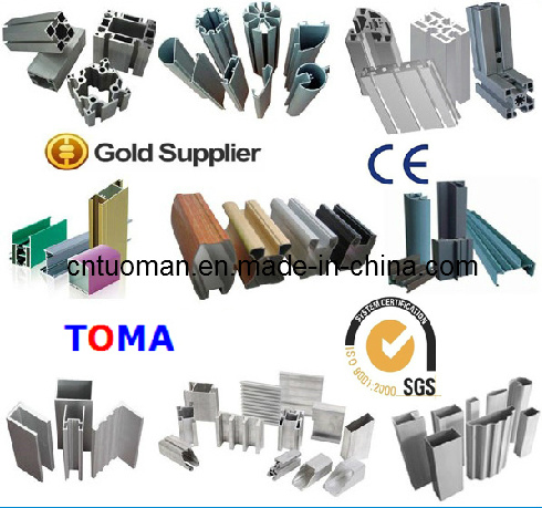 Professional Manufacturer for Aluminum Profile for Window and Door, Roller Shutter, Aluminum Blind and Curtain Wall
