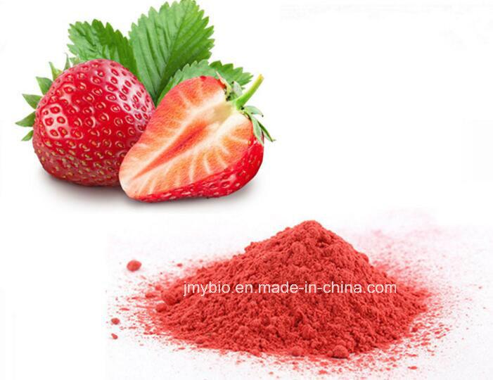 Factory Supply Organic Freeze Dried Strawberry Fruit Bulk Juice Powder