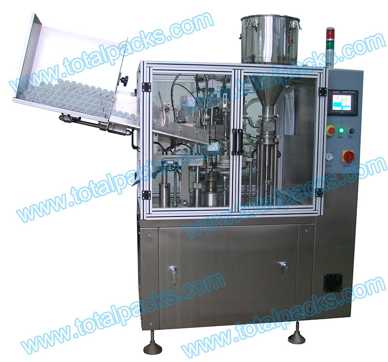 Automatic Plastic Tube Filling Sealing Machine (TFS-200A)