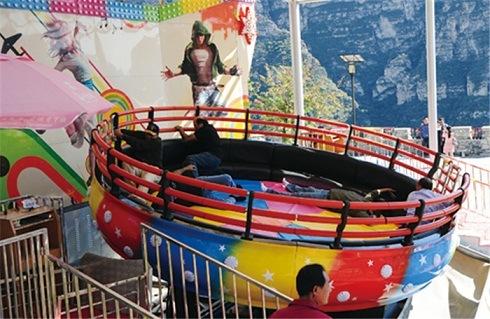 Funny&Happy! ! ! Amusement Rides Theme Park Disco Tagada for Sale! ! Crazy Disco
