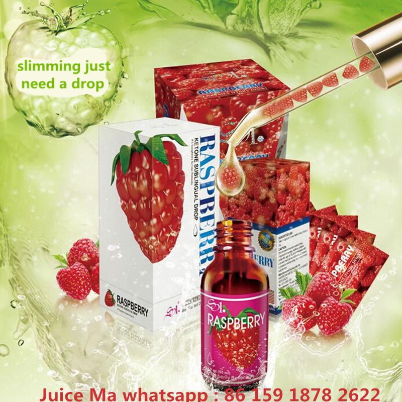Fast Slimming So1. Raspberry Ketone Set