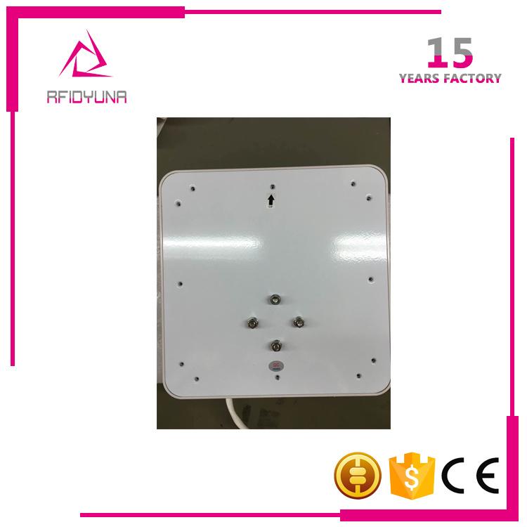 10m 8dBi Parking Long Range UHF RFID Card Integrated Reader