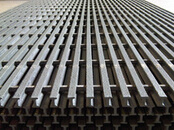 Pultruded Grating, Fiberglass, Rooftop Equipment Covers, Catwalks, Grating Platforms.