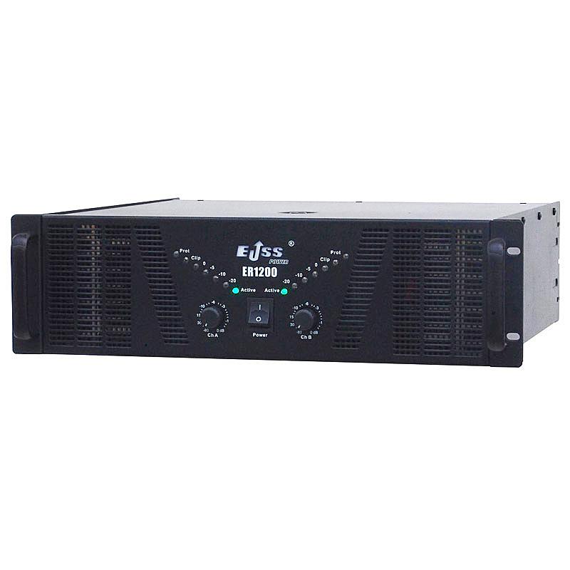 Er1200 1200W Professional Audio Amplifier