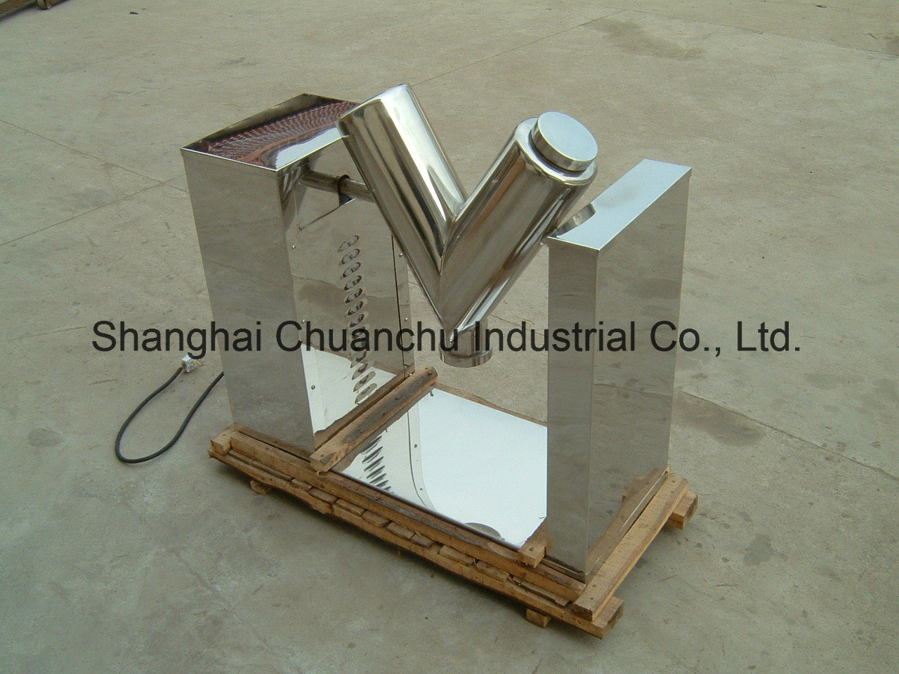 Vh Series Powder Mixing Machine