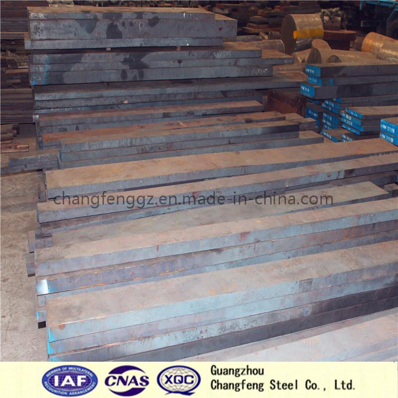 Hot Work Mould Steel L6/1.2713/Skt4/5CrNiMo