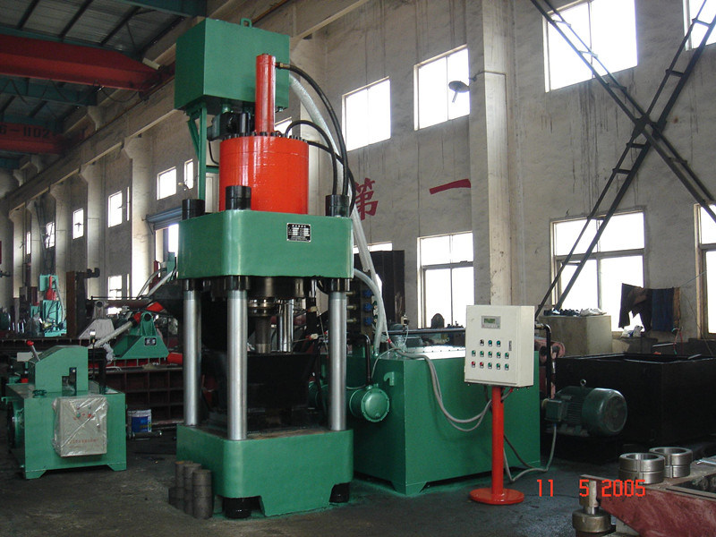 Briquette Machine Press Scrap Metal Hydraulic Machine-- (SBJ-360)