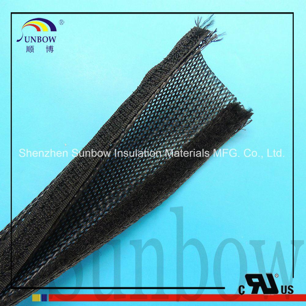 Cable Sleeve Flexible Braided Sleeving Split