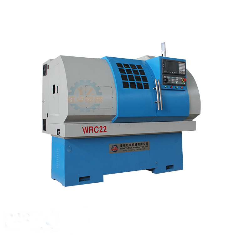 CNC Turning Lathe for Car Alloy Wheel Re...