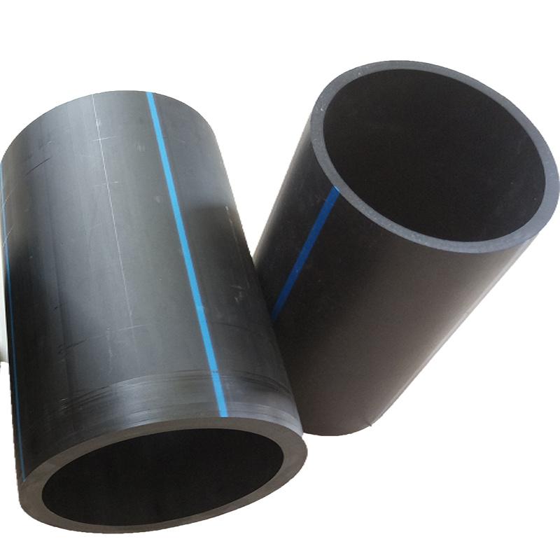 Reasonable Price Plastic High Density Polyethylene Drain Pipeline