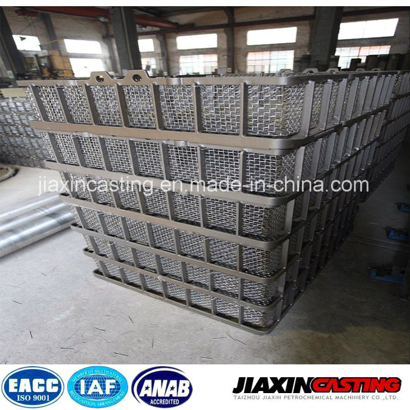Heat Treatment Furnace Basket From Experienced Manufacturer