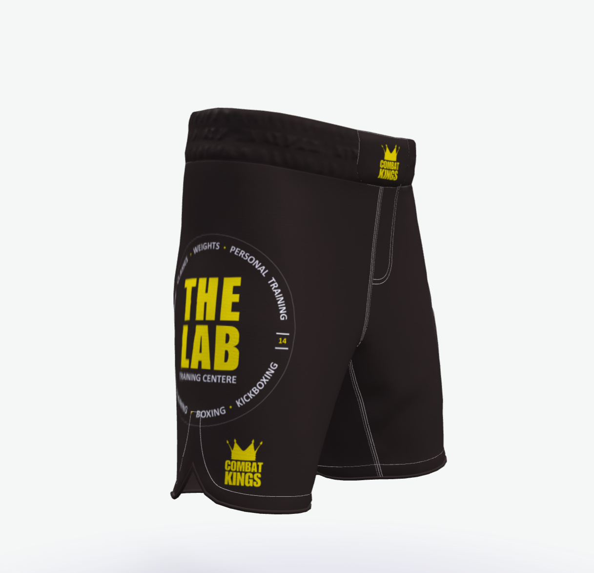 China Manufactory Printed Cheap MMA Boxing Shorts