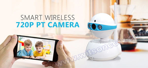 960p CCTV Wireless WiFi HD Smart PTZ IP Network P2p Camera