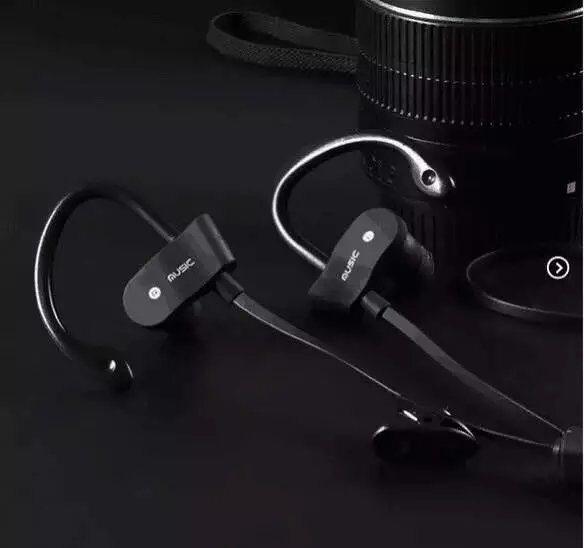 Hot S4 Sports Bluetooth Earphones, Music Smart Headphones, Stereo Wireless Waterproof Headphones