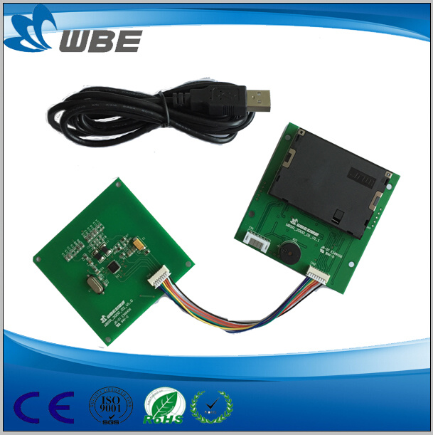 Contact&Contactless Insert Card Reader Module