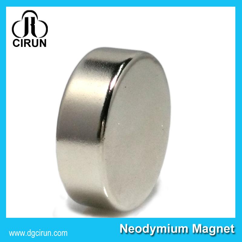 N35 N42 N50 N52 Strong Permanent Disc Neodymium Iron Boron Magnet