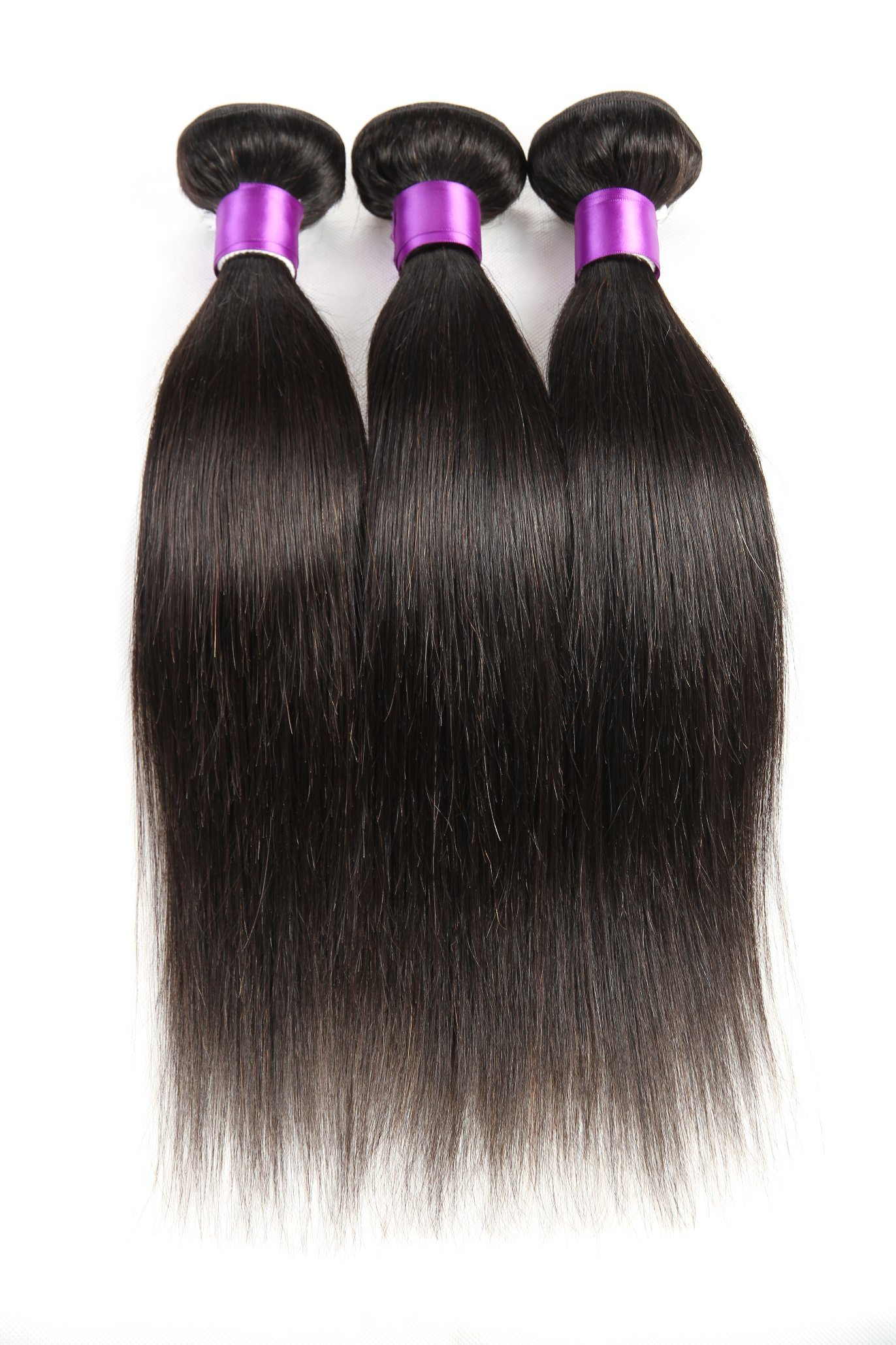 Top-Rated 6A Unprocessed Virgin Hair Brazlian Virgin Hair Straight