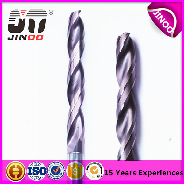 CNC Tungsten Carbide Drill Bits Solid Carbide Drill Bit