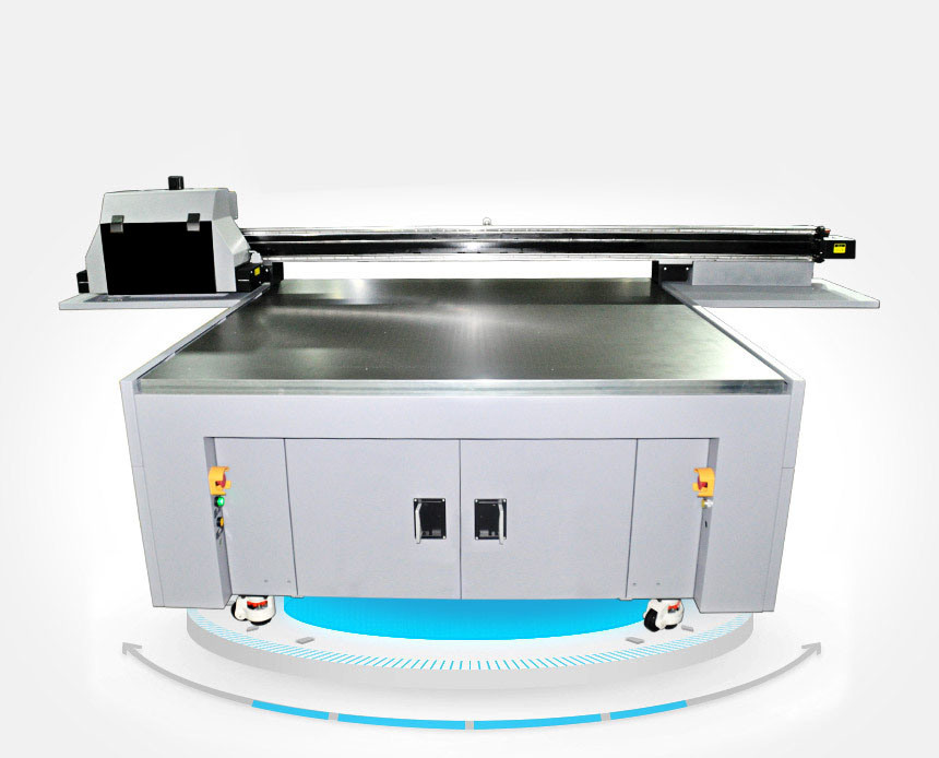 Best Price 2.5*1.3m Large Format Flatbed 3D LED UV Printer Printing Machine