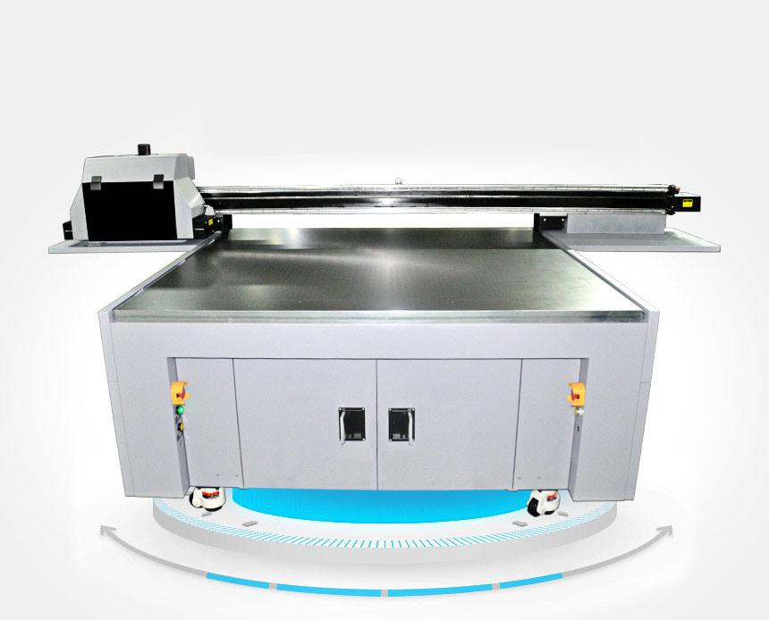 Best Price 2.5*1.3m Large Format Flatbed 3D LED UV Printer