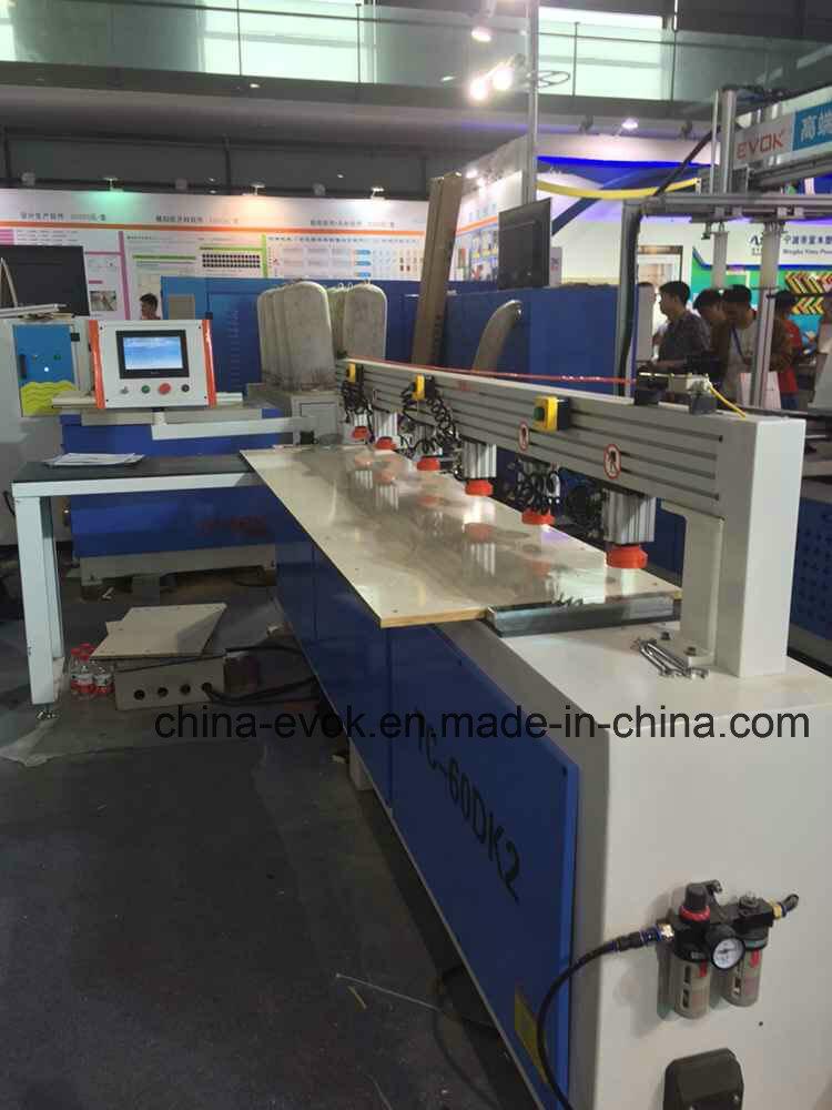 Automatic Wood Horizontal Drilling Machine Tc-60dk