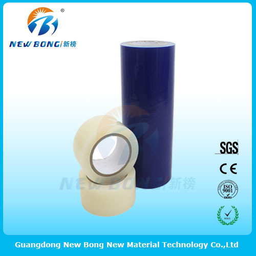 New Bong Transparent Tape Polyethylene Adhesive Protective Film