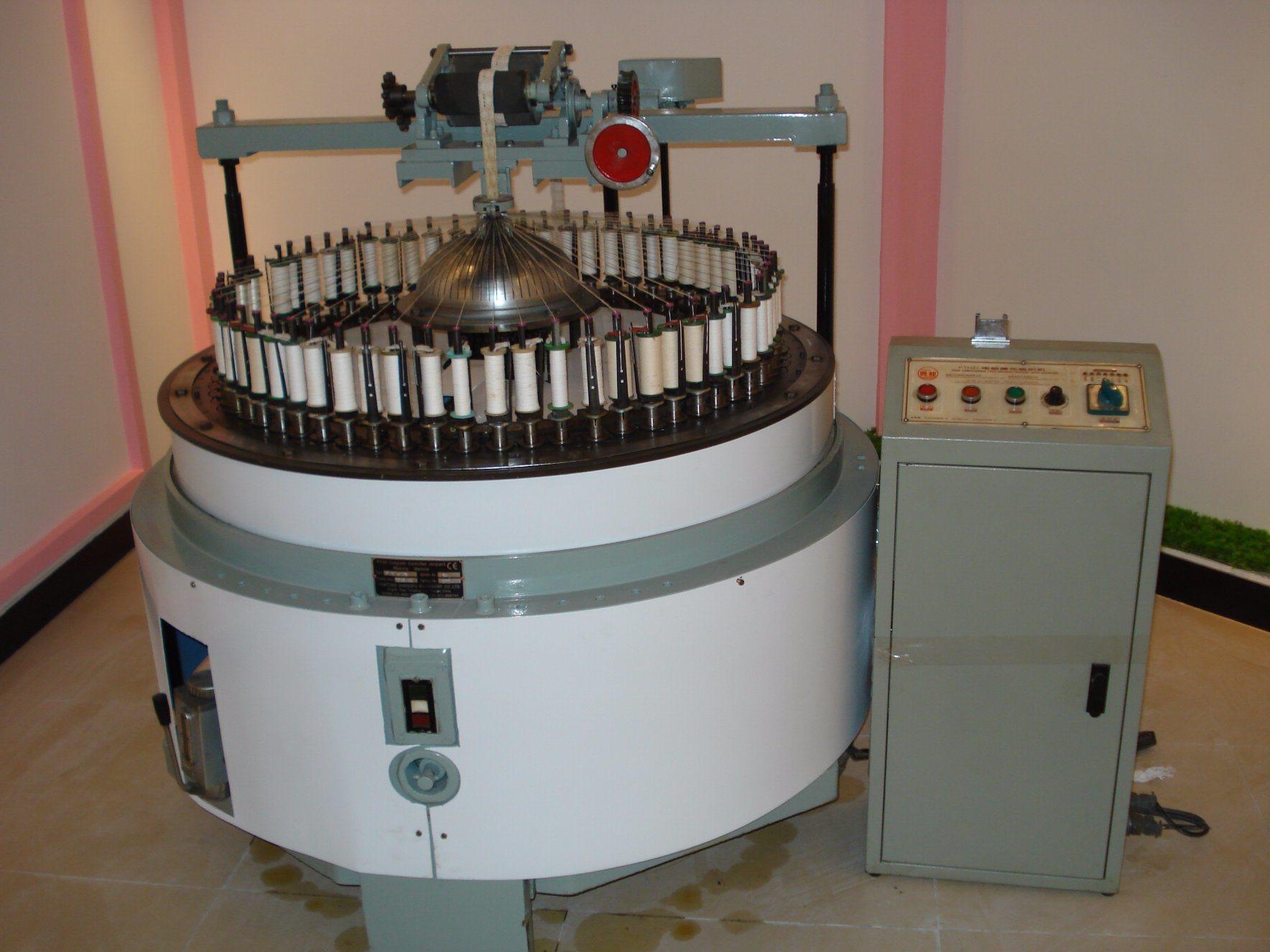 Pthd-64 Computerized Lace Braiding Machine