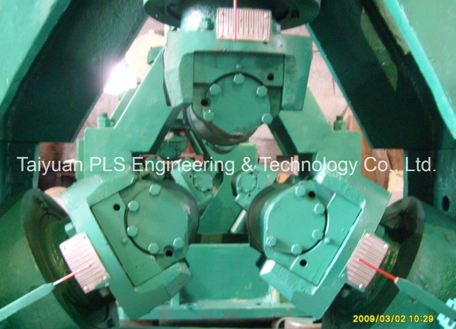3-Roll Tube Rolling Mill Production
