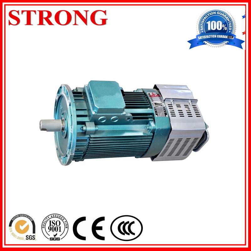 Construction Hoist Electrical Motor Providing Power