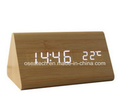 Table Funny LED Digital Alarm Clock