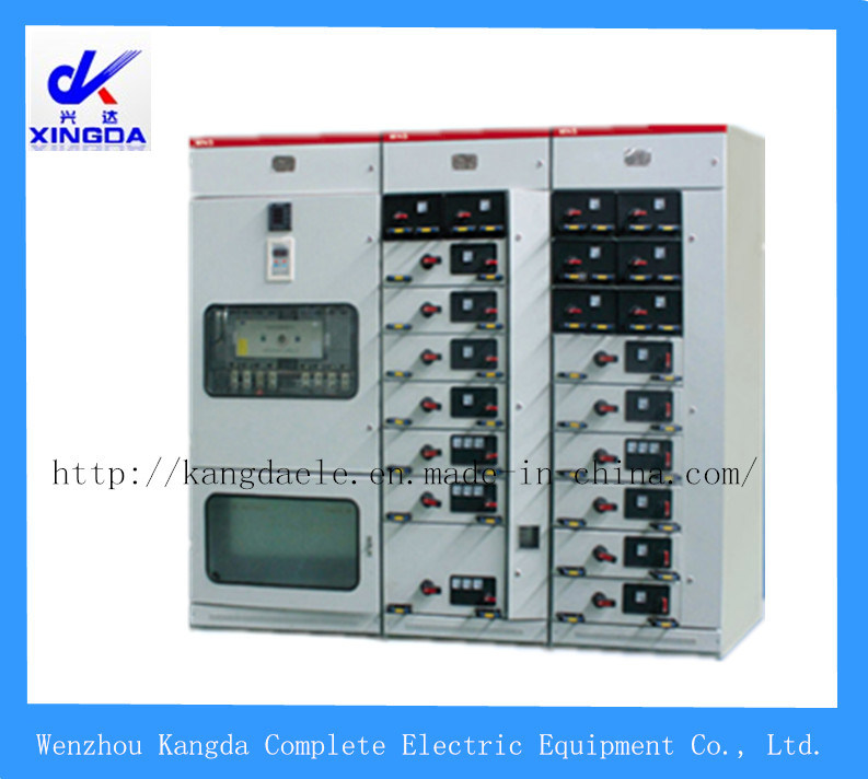MMS Low Voltage Withdrawable Switchgear
